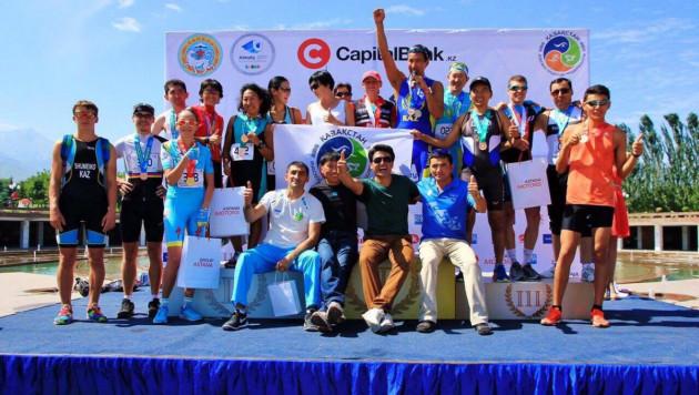 Казахстанской Федерации любительского триатлона исполнился год