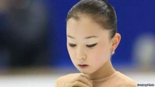 Элизабет Турсынбаева стала чемпионкой Казахстана по фигурному катанию