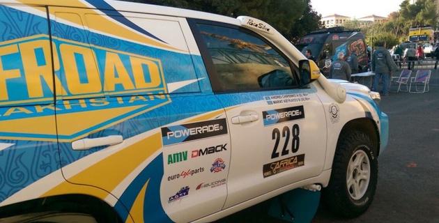 На Africa Eco Race-2016 Казахстан будет представлен пятью экипажами