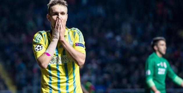 Бауржан Джолчиев заинтересовал клубы из Польши, России и Турции
