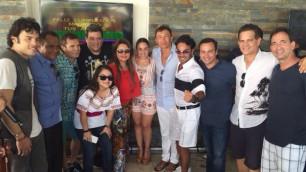 Головкин посетил день рождения президента WBC Маурисио Сулеймана