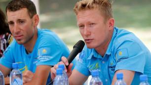 В 2016 году желаю казахстанцам уверенных побед на Олимпиаде в Рио - Александр Винокуров