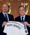 """Президент """"Реала"""" навязывал Бенитесу свои тактические решения - испанские СМИ"""