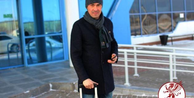 Самат Смаков прибыл на переговоры в Актобе