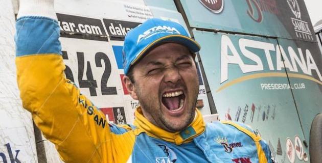 """Артур Ардавичус финишировал шестым на девятом этапе ралли """"Дакар"""""""