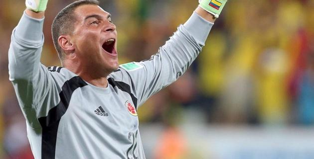 Легендарный колумбийский вратарь Мондрагон пытался покончить жизнь самоубийством