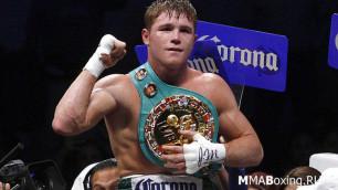 Альварес предложил бой чемпиону WBO в первом среднем весе