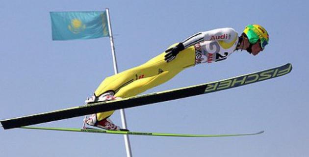 Ветеран казахстанских прыжков на лыжах с трамплина решил возобновить карьеру