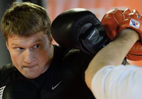 Поветкин сообщил о подготовке к бою с Прайсом