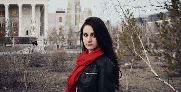 Девушка недели. Волейболистка Анастасия Шакирова