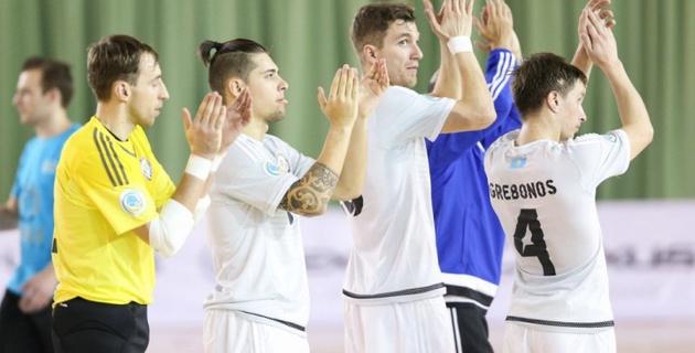 Сборная Казахстана по футзалу одержала волевую победу над Узбекистаном во второй игре