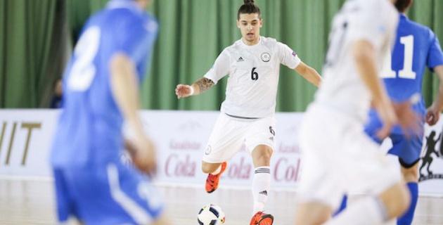 Казахстан сохранил 15-е место в рейтинге футзальных сборных мира