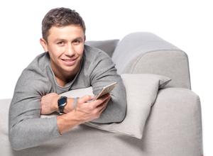 Геннадий Головкин стал новым лицом Samsung Electronics в Казахстане