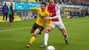 Георгий Жуков снес фотографа во время матча