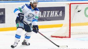 Дамир Рыспаев пытается защищать своих - Найджел Доус