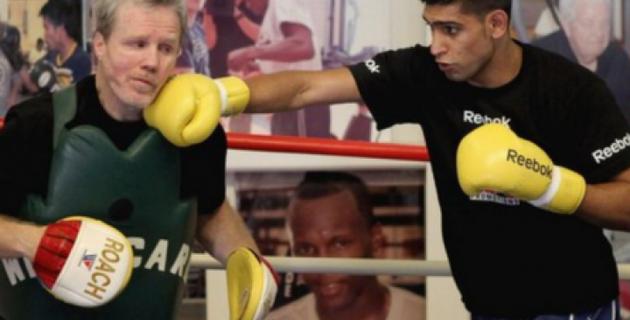 Фредди Роуч прокомментировал предстоящий бой Амира Хана с Саулем Альваресом