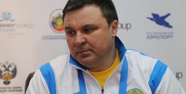 Мы неплохо использовали ошибки соперника - тренер сборной Казахстана по хоккею с мячом