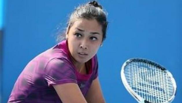 Казахстанские теннисистки проиграли Китайскому Тайбэю в Кубке Федерации