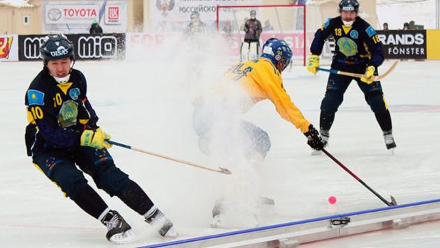 Сборная Казахстана по хоккею с мячом впервые с 2011 года осталась без медалей ЧМ