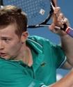 Андрей Голубев поднялся на 40 строчек в рейтинге ATP