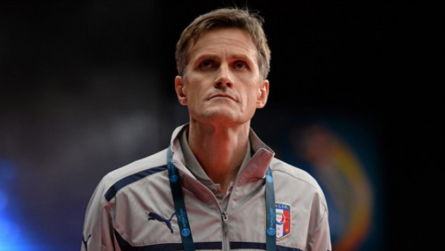 Казахстан выйдет на площадку более свежим, нежели мы - тренер сборной Италии по футзалу