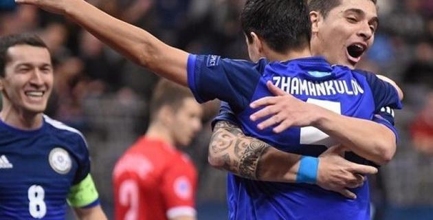 Форвард сборной Казахстана занимает третье место в списке бомбардиров Евро-2016