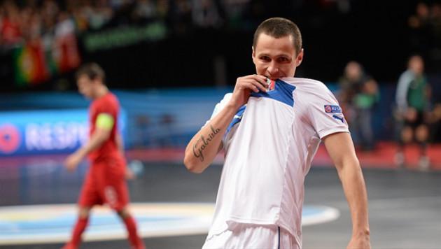 Тактика Казахстана разрешена правилами - значит, надо искать контрмеры - форвард сборной Италии