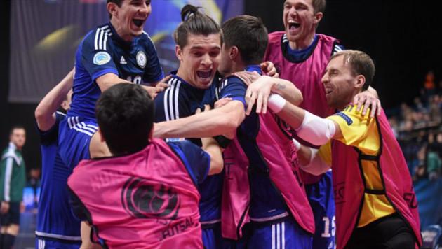 Италия уже настраивалась на полуфинал и недооценила нас - игрок сборной Казахстана