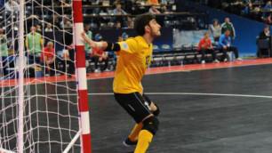 Могли бы обыграть Казахстан с игрой, которую показали против России - вратарь сборной Азербайджана по футзалу