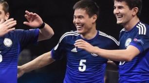УЕФА назвал потенциального героя сборной Казахстана в полуфинале с Испанией