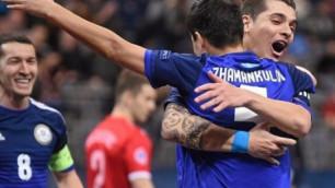 Мы знаем, что сборная Казахстана по футзалу способна на еще одну сенсацию на Евро - Кожагапанов