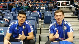 Сборная Казахстана сыграет в полуфинале Евро без двух лидеров