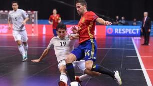 Из игры не выпали, лица не потеряли - Иванов о матче Казахстан - Испания