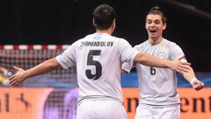 Видеообзор бронзового матча сборной Казахстана по футзалу на Евро-2016