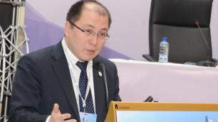 Глава Ассоциации спортивной прессы Казахстана вошел в Исполнительный комитет Азиатского союза