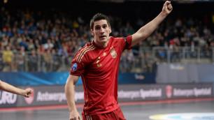 Мне не нравится стиль игры Казахстана. Это не очень зрелищно - капитан сборной Испании