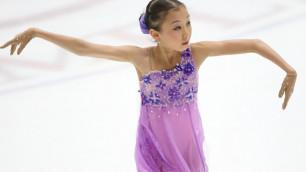 Фигуристка Элизабет Турсынбаева стала бронзовой призеркой Юношеской Олимпиады