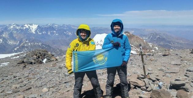 От Алматы до вершины Аконкагуа. Фоторепортаж восхождения экспедиции Максута Жумаева
