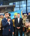 "Шансы на победу ""Астана Арланс"" в Баку - хорошие - Серик Сапиев"