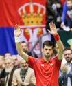 Джокович обыграл Недовесова и вывел Сербию вперед в матче Кубка Дэвиса