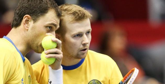 Букмекеры не верят в итоговый успех Казахстана в матче с Сербией на Кубке Дэвиса