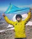 В скором времени Левкин перелетит на параплане от талгарских гор до Медеу - Максут Жумаев
