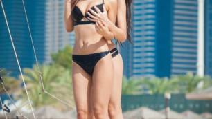 """Меня до сих пор переполняют эмоции от поездки в Дубаи - победительница конкурса """"Мисс Tennisi.kz"""""""