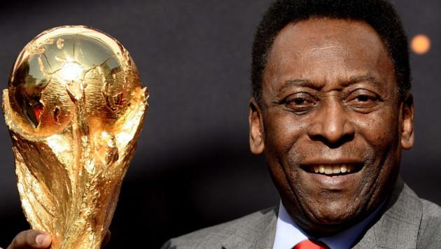 Пеле выставил на аукцион три золотые медали чемпионатов мира