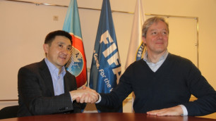Маттео Трефолони покидает Казахстан