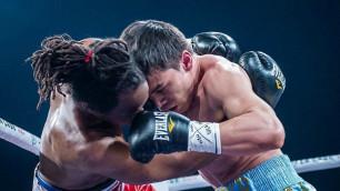 Казахстанцу Батыру Джукембаеву не засчитали второй бой подряд на профи-ринге