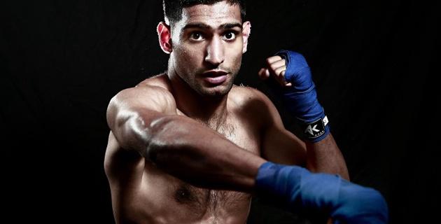 Я собираюсь побить Альвареса и повторить свой олимпийский успех - Амир Хан