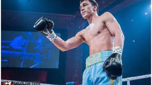 Казахстанский боксер Батыр Джукембаев вернется на ринг в апреле
