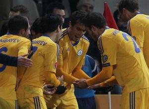 KazSport покажет матч Казахстан - Азербайджан в прямом эфире