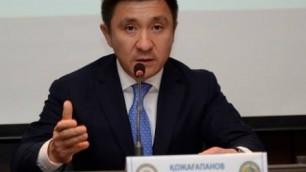 Мы никогда и никому не позволим давить на судей - Ерлан Кожагапанов
